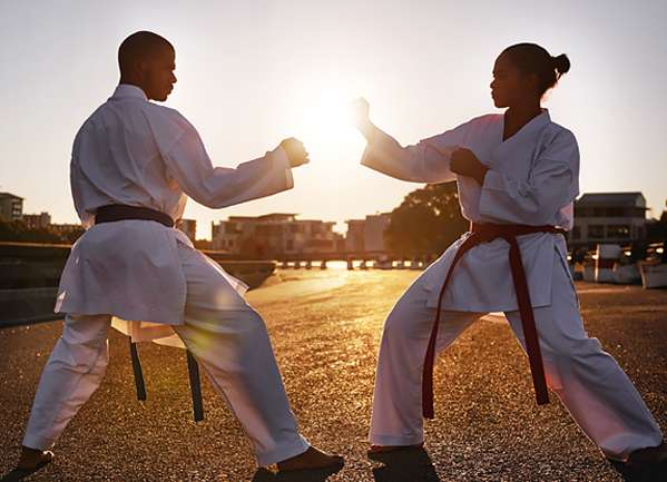 4 Reasons to Try Jujutsu